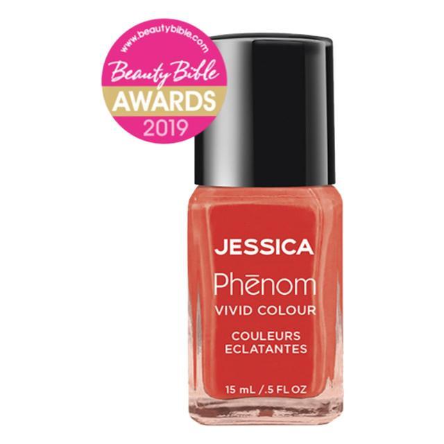 Jessica Phenom Nail Varnish, Luv You Lucy 14.8ml from Ocado