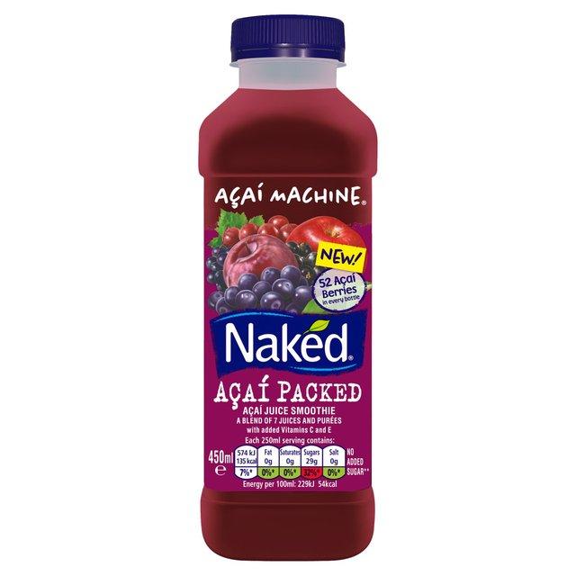 Naked Acai Juice 31