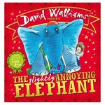 David Walliams The Slightly Annoying Elephant Book