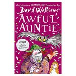 David Walliams Awful Auntie Book
