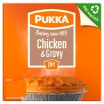 Pukka Pies Chicken & Gravy Pie