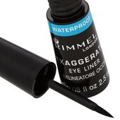 Rimmel Exaggerate Liquid Eyeliner, Black
