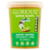 Glorious! Super Grain Coconut, Lime & Chilli