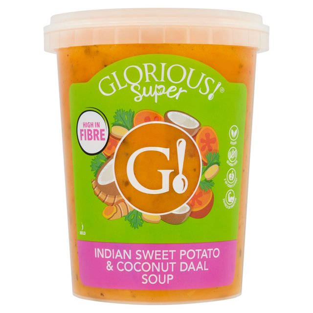 Glorious Indian Sweet Potato Coconut Daal Ocado