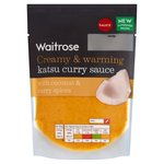 Waitrose Katsu Curry Stir Fry Sauce with Coconut & Curry Spices