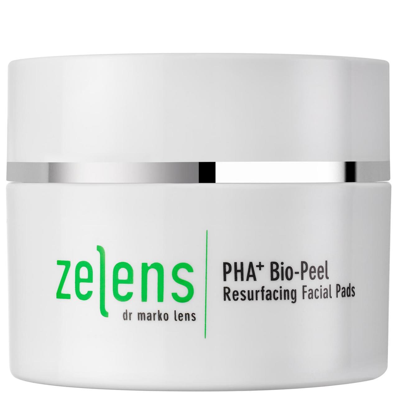 An image of Zelens Pha+ Bio Peel Resurfacing Facial Pads