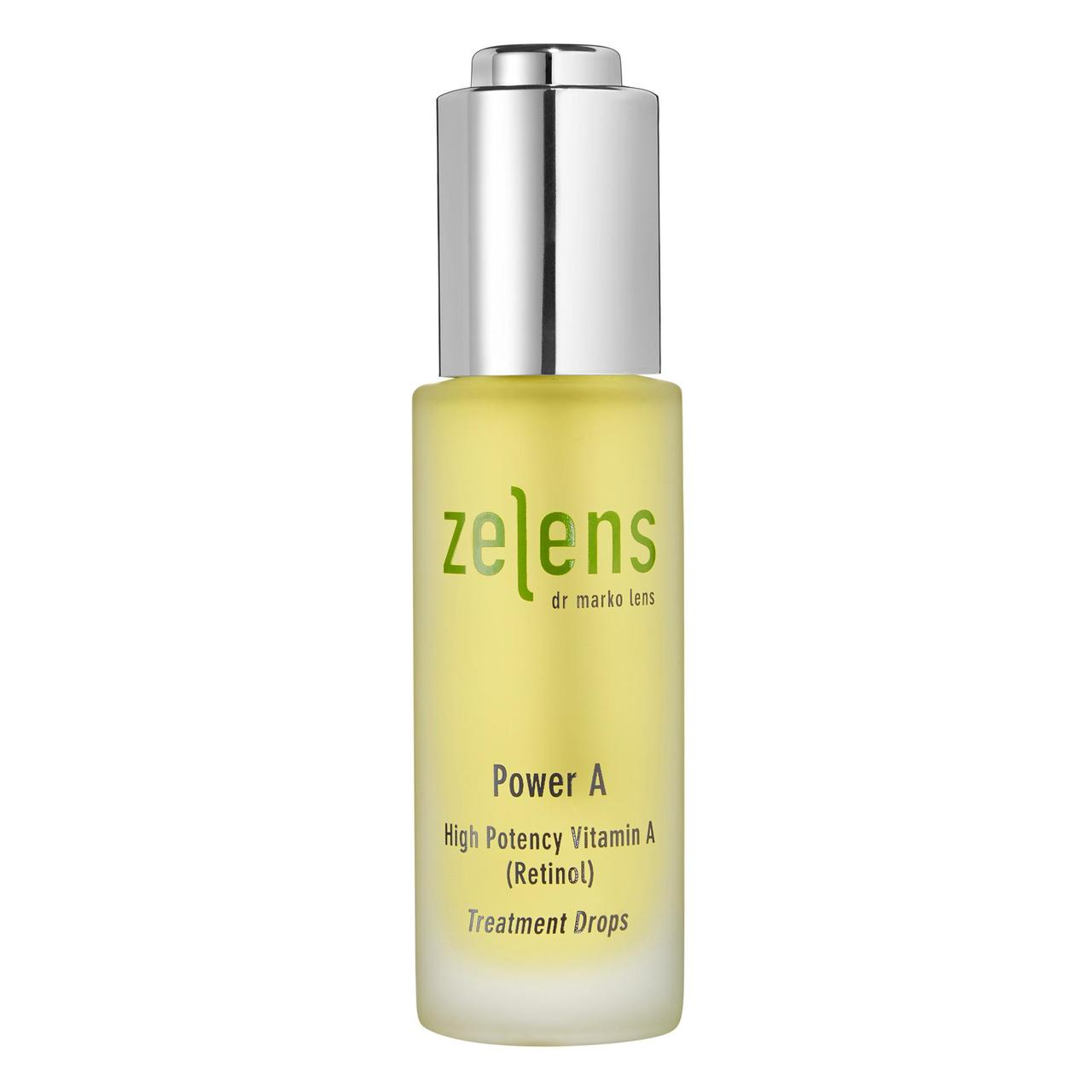 An image of Zelens Power A High Potency Vitamin A Treatment Drops