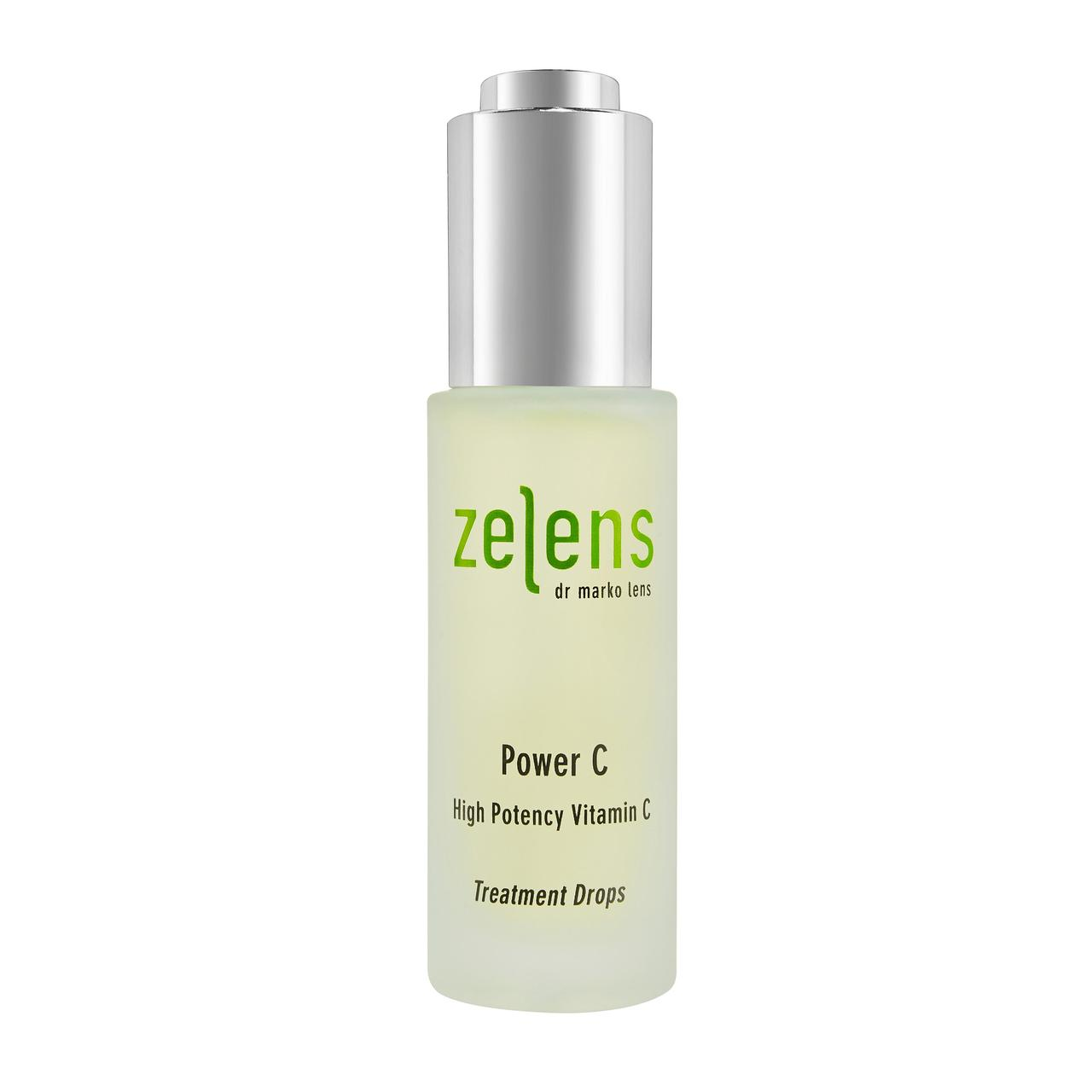 An image of Zelens Power C High Potency Vitamin C Treatment Drops