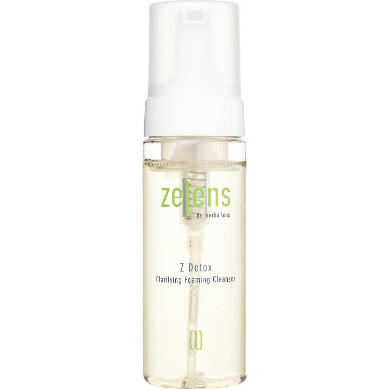 An image of Zelens Z Detox Clarifying Foaming Cleanser