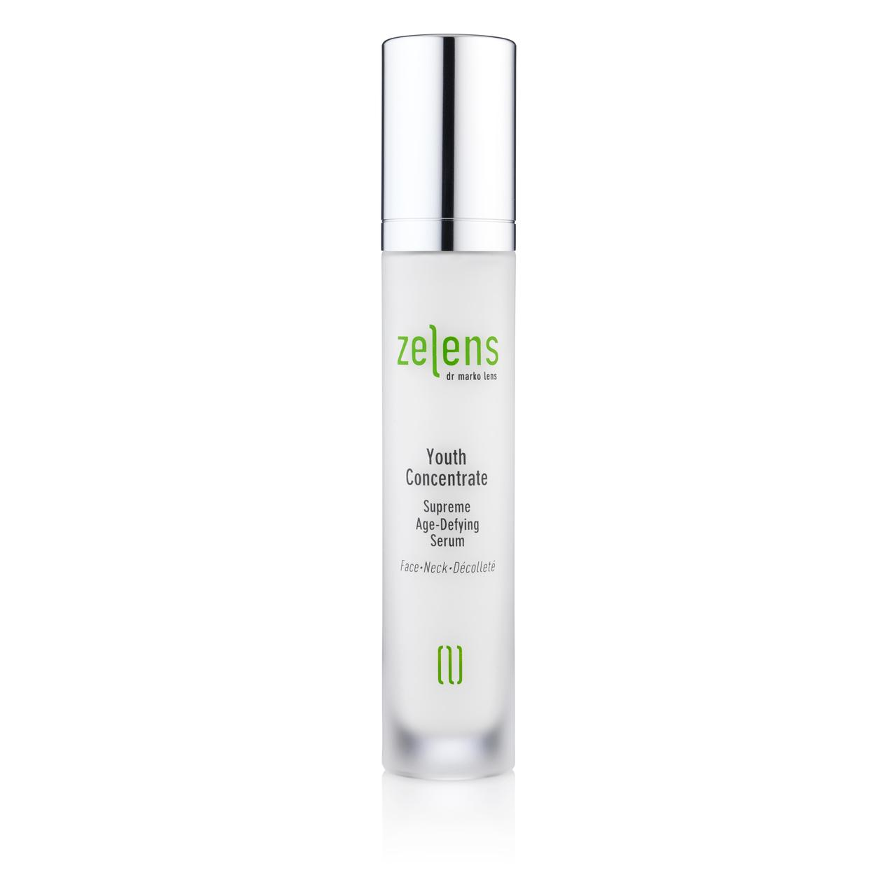 An image of Zelens Youth Concentrate Supreme Age-Defying Serum