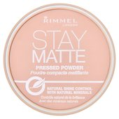 Rimmel Stay Matte Pressed Powder, Pink Blossom