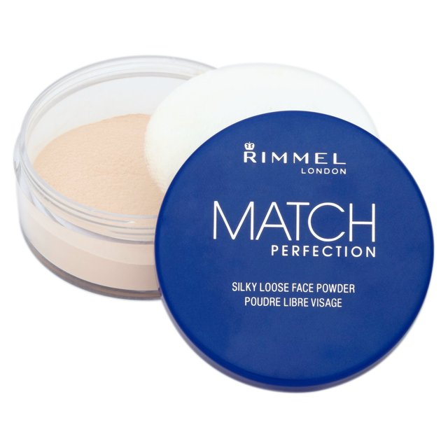 Rimmel Match Perfection Silky Loose Powder, Transparent