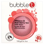 Bubble T Bath Fizzer, Hibiscus & Acai Berry Tea