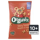 Organix Goodies Organic Saucy Tomato Noughts & Crosses