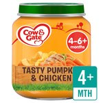 Cow & Gate Tasty Pumpkin & Chicken Jar
