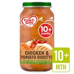 Cow & Gate Chicken & Tomato Risotto Jar