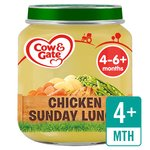 Cow & Gate Chicken Sunday Lunch Jar