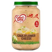 Cow & Gate Cauliflower Cheese Jar