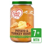 Cow & Gate Potato & Turkey Roast Jar