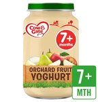 Cow & Gate Orchard Fruit Yoghurt Jar
