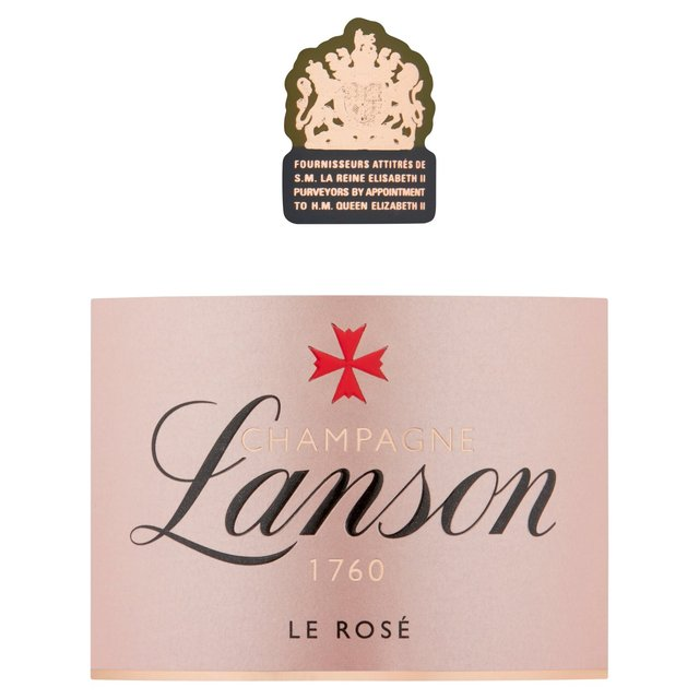 lanson brut rose champagne review