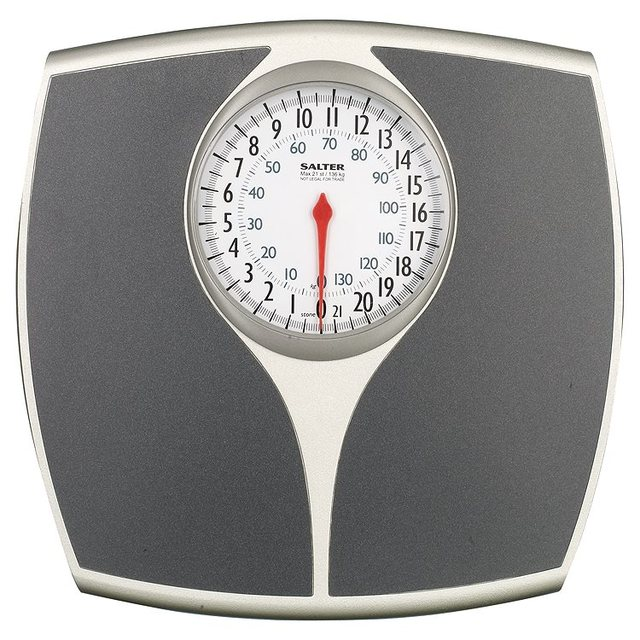 Bathroom Scale Ratings: Salter Dial Bathroom Scale From Ocado