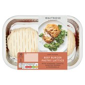 Easy to Cook Beef Encroute with blue cheese Waitrose