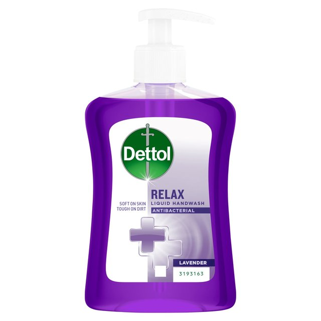 dettol liquid handwash Collect liquid in an appropriate container or absorb with an inert material (eg, vermiculite, dry sand, earth), and place in a chemical waste container do not use.
