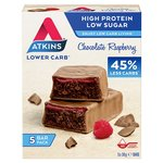 Atkins Chocolate Raspberry Bars