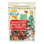 Good Boy Christmas Pigs In Blankets