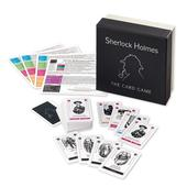 Gibsons Sherlock Holmes The Card Game, 8yrs+