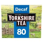 Yorkshire Decaf Teabags