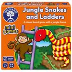 Orchard Toys Jungle Snakes & Ladders, 4yrs+