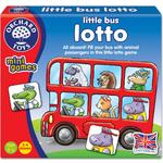Orchard Toys Little Bus Lotto, 3yrs+