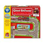 Orchard Toys Giant Railway, 3yrs+