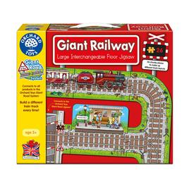 Orchard Toys Giant Road Puzzle, 3yrs+