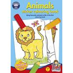 Orchard Toys Animals Colouring Book, 3yrs+