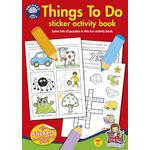 Orchard Toys Things to Do Activity Book 5+