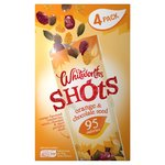 Whitworths Orange & Chocolate Shots Multipack