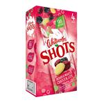 Whitworths Berry & White Chocolate Shots Multipack