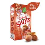Whitworths Toffee Pecan Shot Multipack