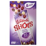 Whitworths Fruity Biscuit Shots Multipack