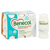 Benecol Cholesterol Lowering Yogurt Drink Light