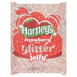 Hartley's Strawberry Glitter Crystal Jelly