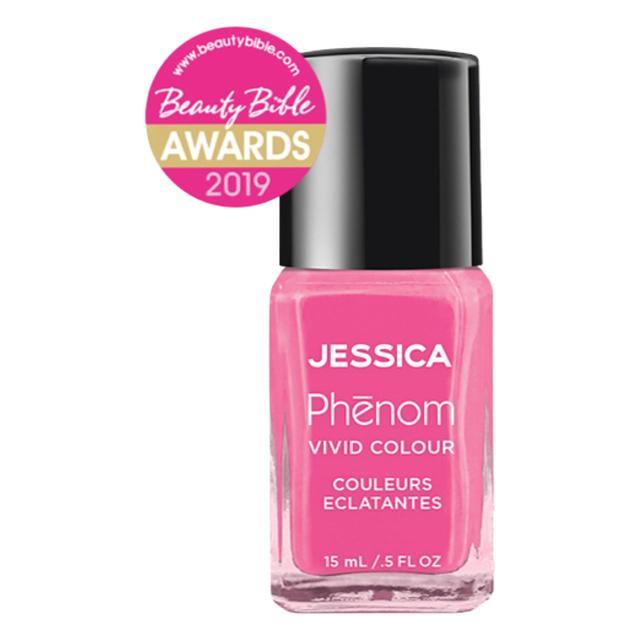 Jessica Phenom Nail Varnish, Saint Tropez 15ml from Ocado