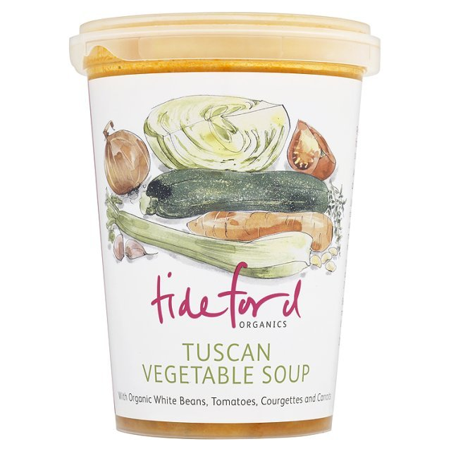 Tidford Organic Tuscan Vegetable Soup