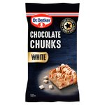 Dr. Oetker White Chocolate Chunks