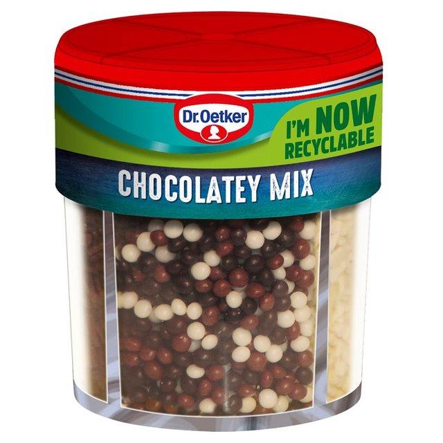 Dr  Oetker Chocolatey Sprinkles Mix | Ocado