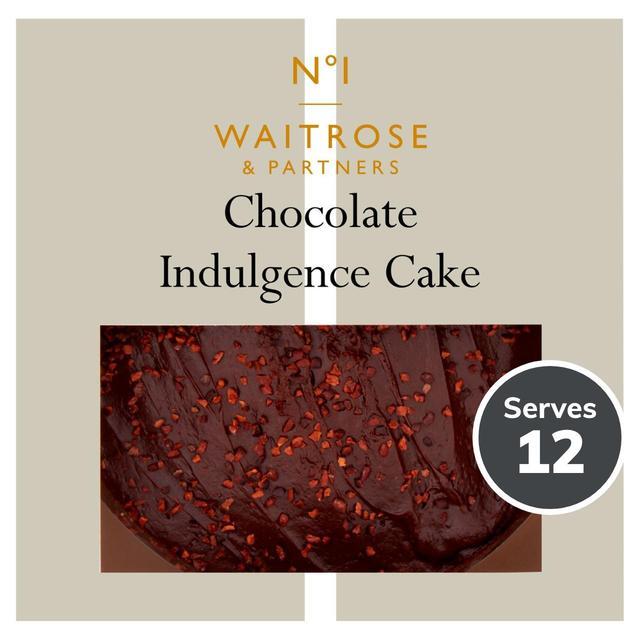 Enjoyable Waitrose No 1 Double Layer Chocolate Cake Ocado Funny Birthday Cards Online Inifofree Goldxyz