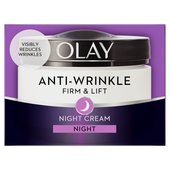 Olay Anti-Wrinkle Firm & Lift Moisturiser Night Cream